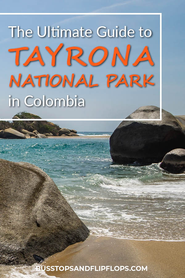How to spend 2 days in Tayrona National Park. Don't make the mistake of planning a Tayrona National Park day trip. You need to spend at least one night in the park to fully appreciate it's natural beauty. Hik through lush forest, relax on pristine beaches and sleep in a hammock. All must-do activities in Tayrona National Park!