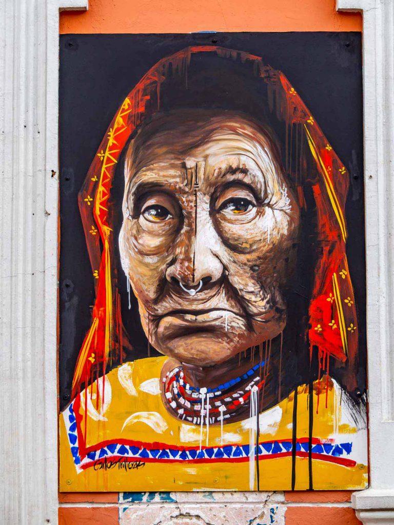 Street Art that makes Bogota worth visiting