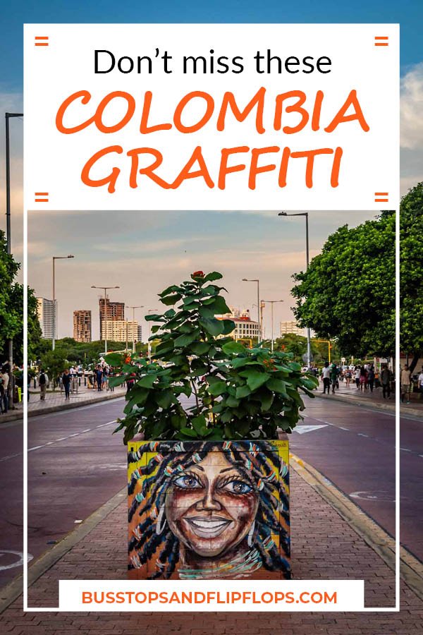 Urban art might not be the first thing that comes to mind when thinking about Colombia. But Colombia, and especially Bogota, Medellin and Cartagena have a bustling street art scene. Read all about our experiences and the best way to explore graffiti in Colombia!