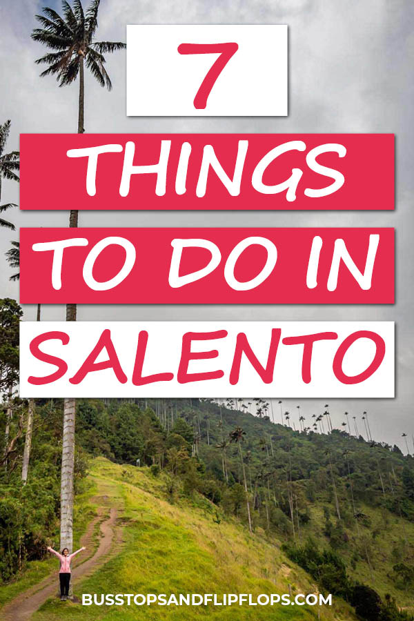 The best Salento activities all collected into one handy list; including a Salento coffee tour, hiking Valle de Cocora and horse riding in Salento!