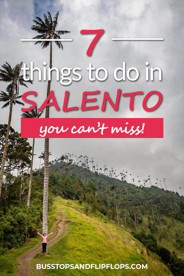 Looking for things to do in Salento? With these 7 Salento activities you'll keep yourself busy for at least three days. Discover our favorite village in Colombia through a coffee tour, horse riding, hiking and more!